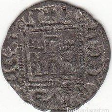 Monedas medievales: CASTILLA: ENRIQUE II ( 1368-1379 ) NOVEN BURGOS / AB-494. Lote 135684035