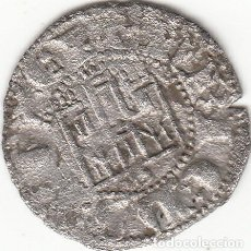Monedas medievales: CASTILLA: ENRIQUE III ( 1390-1406 ) NOVEN SEVILLA / AB-609.2. Lote 135691431