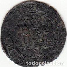 Monedas medievales: CASTILLA: ENRIQUE IV ( 1454-1474 ) MARAVEDI AVILA / AB-790. Lote 135791074