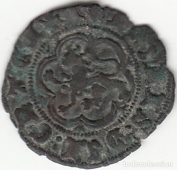 Monedas medievales: CASTILLA: JUAN II ( 1406-1454 ) BLANCA CUENCA / AB-627 - Foto 2 - 135886070