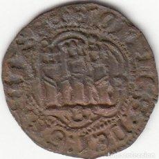 Monedas medievales: CASTILLA: JUAN II ( 1406-1454 ) BLANCA BURGOS / AB-624. Lote 135886834