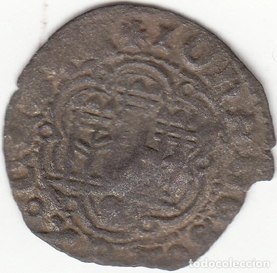 CASTILLA: JUAN II ( 1406-1454 ) BLANCA SEVILLA / AB-628.1 (Numismática - Medievales - Castilla y León)