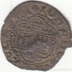 Monedas medievales: CASTILLA: JUAN II ( 1406-1454 ) BLANCA SEVILLA / AB-628.1. Lote 135890394