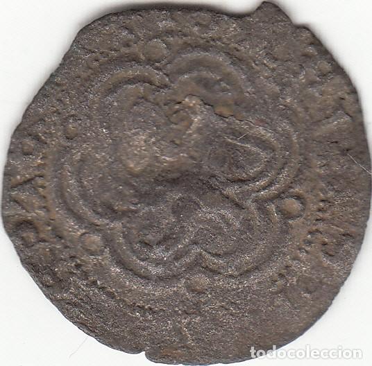 Monedas medievales: CASTILLA: JUAN II ( 1406-1454 ) BLANCA SEVILLA / AB-628.1 - Foto 2 - 135890394