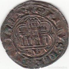 Monedas medievales: CASTILLA: ENRIQUE III ( 1390-1406 ) BLANCA BURGOS / AB-597. Lote 135892902