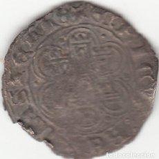 Monedas medievales: CASTILLA: ENRIQUE IV ( 1454 - 1474 ) BLANCA BURGOS / AB-816. Lote 135912442