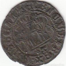 Monedas medievales: CASTILLA: ENRIQUE IV ( 1454 - 1474 ) BLANCA TOLEDO / AB-821.1. Lote 135914310