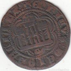 Monedas medievales: CASTILLA: ENRIQUE III ( 1390-1406 ) BLANCA CORDOBA / AB-598. Lote 136026634