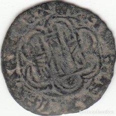 Monedas medievales: CASTILLA: ENRIQUE III ( 1390-1406 ) BLANCA CORUÑA / AB-599. Lote 136369950