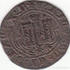 Monedas medievales: CASTILLA: ENRIQUE III ( 1390-1406 ) BLANCA CUENCA / AB-600. Lote 136375018