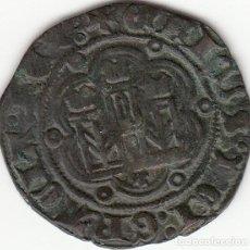 Monedas medievales: CASTILLA: ENRIQUE III ( 1390-1406 ) BLANCA TOLEDO / AB-603. Lote 136473742