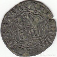 Monedas medievales: CASTILLA: ENRIQUE III ( 1390-1406 ) BLANCA SEVILLA / AB-602.2. Lote 136474954