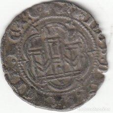 Monedas medievales: CASTILLA: ENRIQUE III ( 1390-1406 ) BLANCA TOLEDO / AB-603 VARIANTE. Lote 136476482
