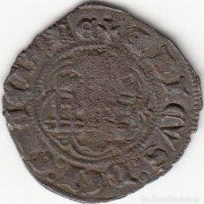 Monedas medievales: CASTILLA: ENRIQUE III ( 1390-1406 ) BLANCA BURGOS / AB-597 . Lote 136477390