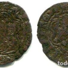 Monedas medievales: ENRIQUE IV, BLANCA DE SEGOVIA, ACUEDUCTO BAJO CASTILLO. Lote 136861058