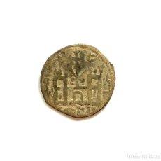 Monedas medievales: DINERO ALFONSO VIII, AÑO: 1158-1214 SANTIAGO DE COMPOSTELA - MUY RARA. Lote 138738410