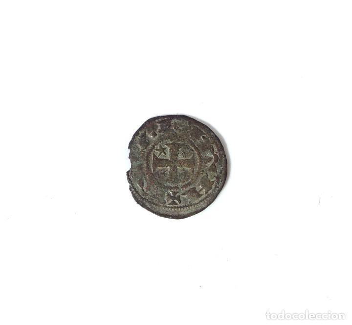 DINERO DE ALFONSO I DE ARAGÓN 1109/1126 - VARIANTE ESTRELLA SOLO EN 1º CUADRANTE (Numismática - Medievales - Castilla y León)