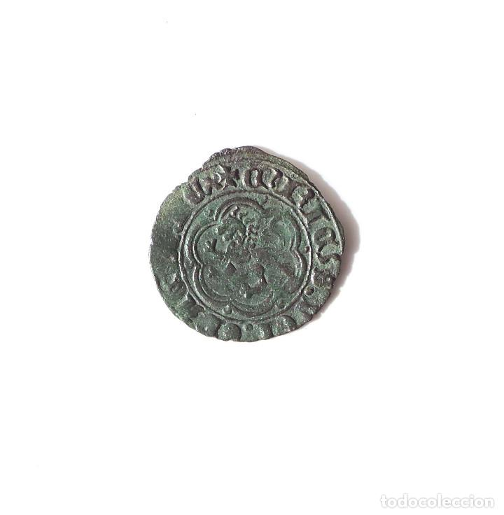 ENRIQUE III DE CASTILLA.- BLANCA.- CECA TOLEDO (Numismática - Medievales - Castilla y León)