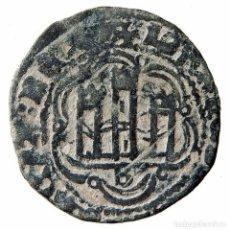 Monedas medievales: JUAN II, BLANCA VE ACUÑADA EN BURGOS.. Lote 140142950