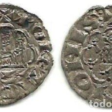 Monedas medievales: ALFONSO X EL SABIO - NOVEN DE CUENCA - 1252 / 1284 - MBC+. Lote 140480422