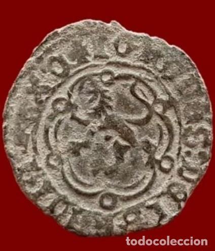 ESPAÑA - JUAN II DE CASTILLA (1406-1454) - BLANCA DE VELLÓN - BURGOS. B. (Numismática - Medievales - Castilla y León)