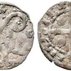 Monedas medievales: LEÓN. ALFONSO IX. DINERO. CECA INDETERMINADA. 1188-1230. EBC. Lote 141511642