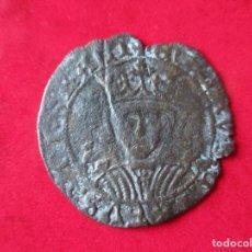 Monedas medievales: REINO DE CASTILLA LEON. ENRIQUE IV. CUARTILLO DE TOLEDO. 1454/1474. #MN. Lote 142707606