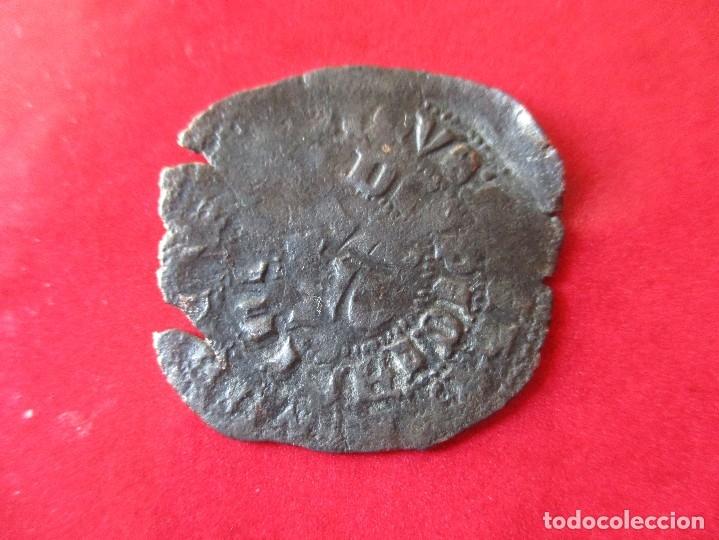 REINO DE CASTILLA LEON. ENRIQUE II. REAL DE VELLON. CUENCA.1368/1379. #MN (Numismática - Medievales - Castilla y León)