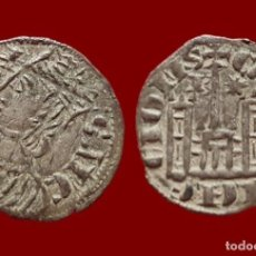 Monedas medievales: SANCHO IV, CORNADO BURGOS (BAU 427). 18 MM / 0,75 GR.. Lote 143230538