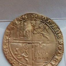 Monedas medievales: DOBLA DE JUAN II (ORO). Lote 145544285