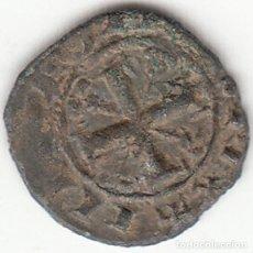 Monedas medievales: REINO DE LEON: ALFONSO IX ( 1188-1230 ) OBOLO - CECA ¿? / CATALOGO AB-149.1 VARIANTE RARA-RARA. Lote 146056634
