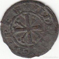 Monedas medievales: REINO DE LEON: ALFONSO IX ( 1188-1230 ) DINERO - CECA ¿LEON? / CATALOGO AB-139 ESCASA. Lote 146057090