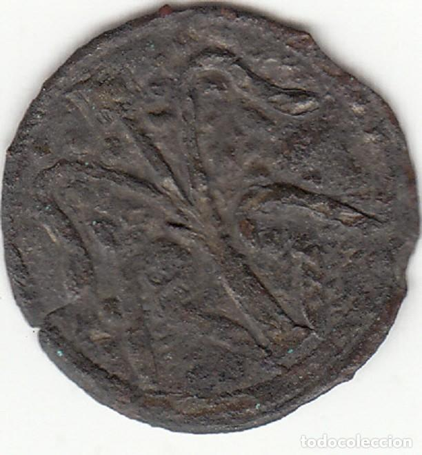Monedas medievales: REINO DE LEON: ALFONSO IX ( 1188-1230 ) DINERO - CECA ¿LEON? / CATALOGO AB-139 ESCASA - Foto 2 - 146057090