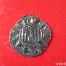 Monedas medievales: ALFONSO X.- 1217/1284. PEPION ACUÑADO EN BURGOS. Lote 146616970