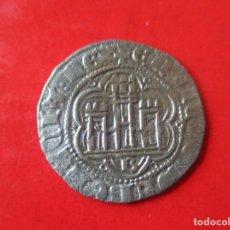 Monedas medievales: ENRIQUE III.- 1390/1406. BLANCA. BURGOS. Lote 146622530