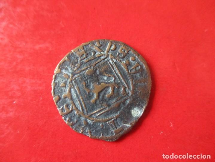 Monedas medievales: Enrique IV.- 1454/1474. blanca de rombo. Avila - Foto 2 - 146623534