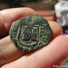 Monedas medievales: 2 MARAVEDIS DE 1684 . . Lote 148070218
