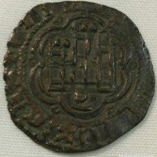 Monedas medievales: ENRIQUE III BLANCA CON CECA DE SEVILLA. Lote 149930918