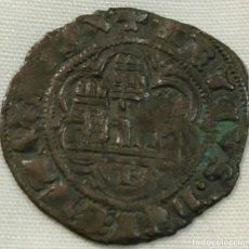 Monedas medievales: ENRIQUE III BLANCA CON CECA DE BURGOS. Lote 149931142