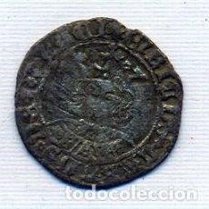 Monedas medievales: ENRIQUE IV CUARTILLO TOLEDO BUENA MONEDA. Lote 151467166