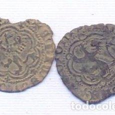 Monedas medievales: LOTE DE 2 MONEDAS MEDIAVALES MUY INTERESANTE. Lote 151467334