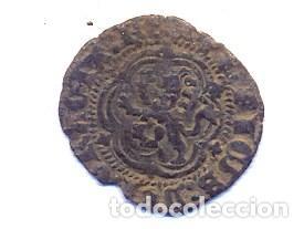 BELLA MEDIAVAL SIN CATALOGAR (Numismatik - Mittelalter - Kastilien und León)