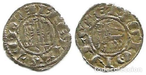 FERNANDO IV - PEPION DE SEVILLA - 1295 / 1312 - MBC. (Numismática - Medievales - Castilla y León)