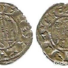 Monedas medievales: FERNANDO IV - PEPION DE SEVILLA - 1295 / 1312 - MBC.. Lote 151857534