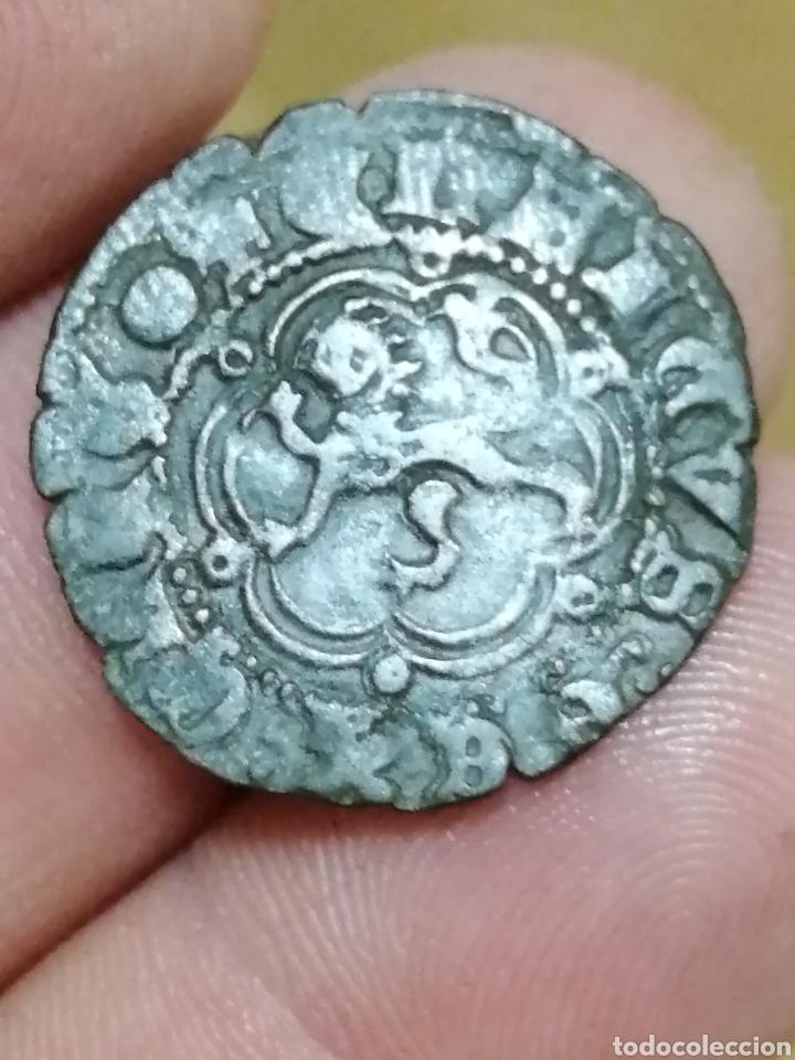 Monedas medievales: Enrique III Blanca De Sevilla - Foto 2 - 151888194
