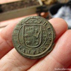 Monedas medievales: FELIPE IV . VIII MARAVEDIS DE SEGOVIA . TIPO POCO HABITUAL. Lote 152528790