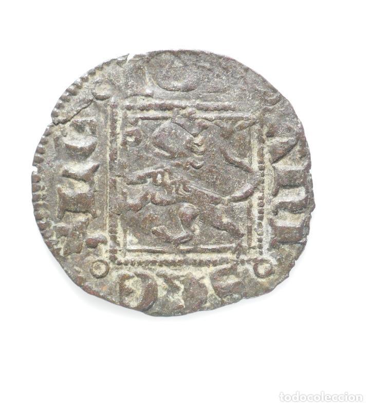 RARÍSIMO!!! NOVEN DE JUAN I. CECA: **SEVILLA**. MUY BONITA PIEZA. ÚNICA (Numismática - Medievales - Castilla y León)