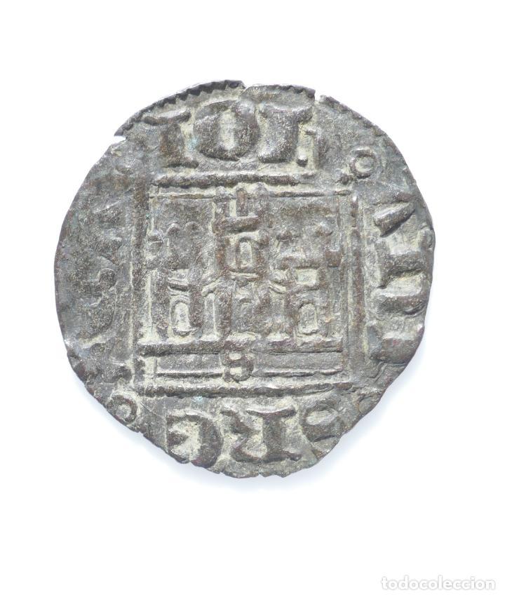 Monedas medievales: RARÍSIMO!!! NOVEN DE JUAN I. CECA: **SEVILLA**. MUY BONITA PIEZA. ÚNICA - Foto 2 - 152623634