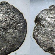 Monnaies médiévales: MONEDA MEDIEVAL CORNADO A IDENTIFICAR. Lote 153416798