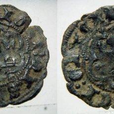 Monedas medievales: MONEDA MEDIEVAL JUAN II BLANCA CUENCA 22 MM. Lote 153468866